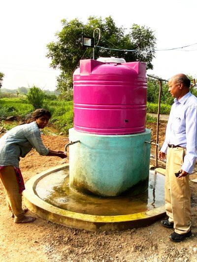 500 Ltrs Water Tank