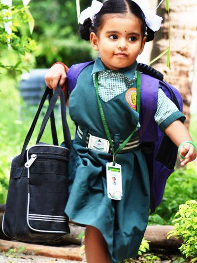 1 School Bag