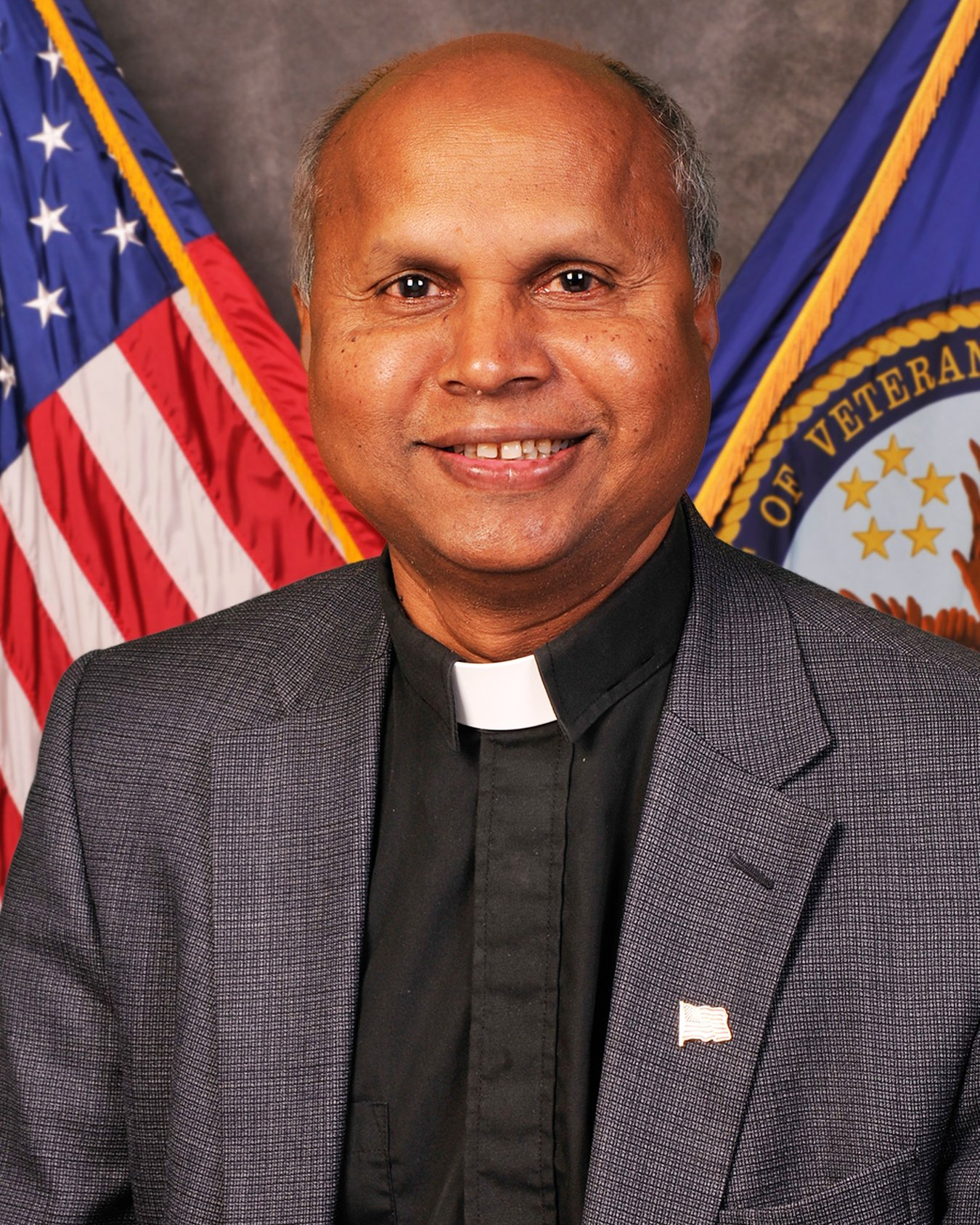 Father Ben Chinnappan
