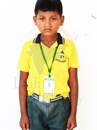 Dharun B S, 2nd Grade