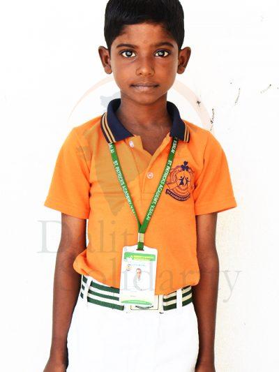 Dhiliphan K, 2nd Grade