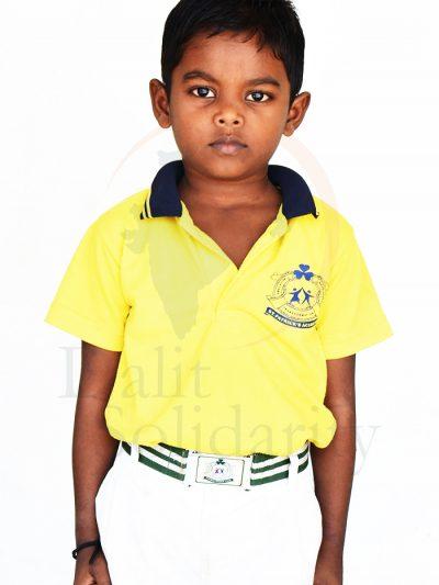 Hari Sudhan T, 1st Grade