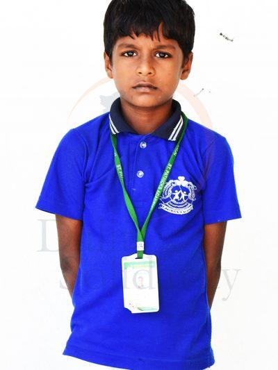 Hariharan E, 2nd Grade