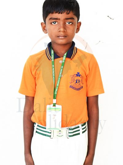 Harish S, 2nd Grade