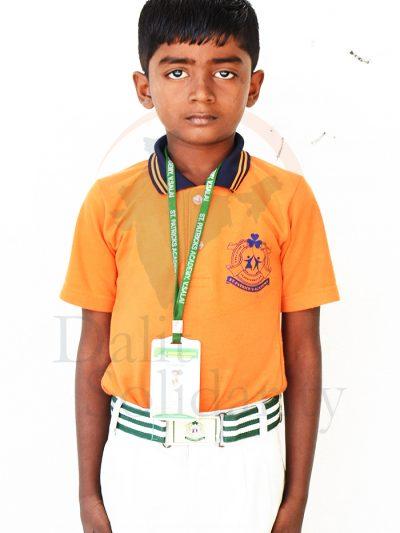 Harish S, 2nd Grade