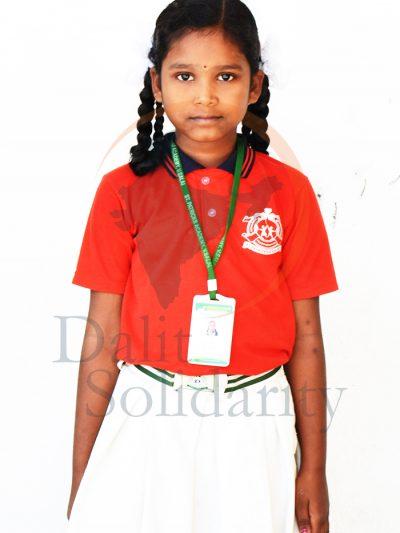Jenoviya P, 2nd Grade