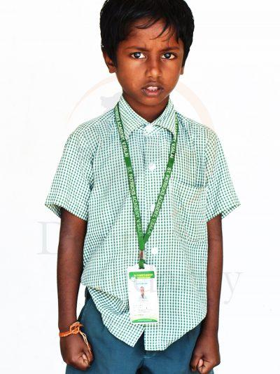 Kalai Amudhan M, 1st Grade