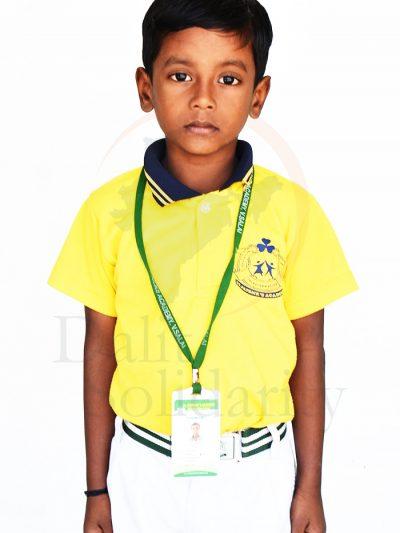 Kamalesh R, 1st Grade