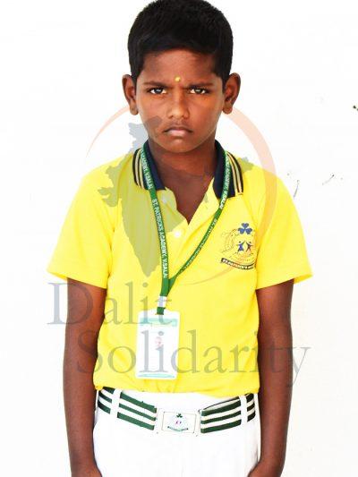 Kavin R, 2nd Grade