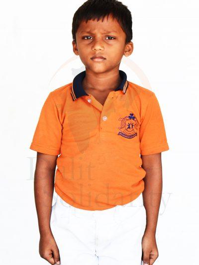 Kevin Prabhu, 1st Grade