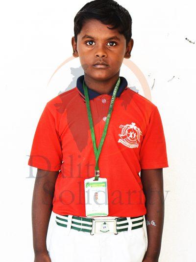 Kishore D, 2nd Grade