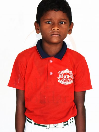 Kishore P, 1st Grade