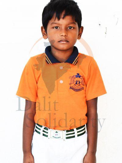 Kowsik Raj E, 2nd Grade