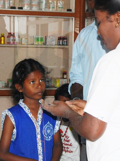 Medical Checkups For A Dalit Family
