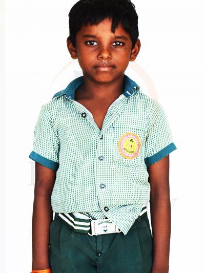 Nithiswaran R, 1st Grade