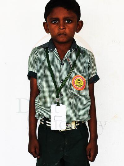 Ragul E, 1st Grade