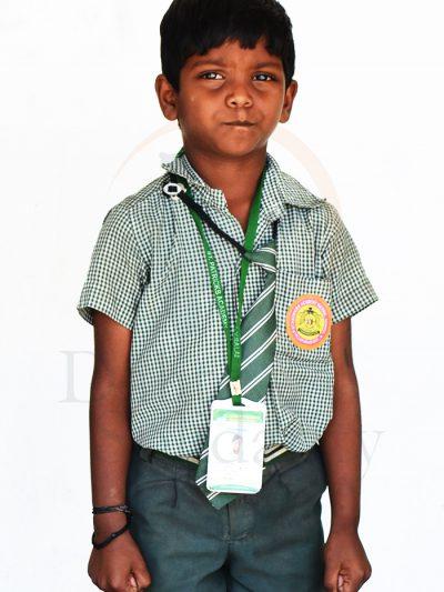 Rakshith S, 1st Grade