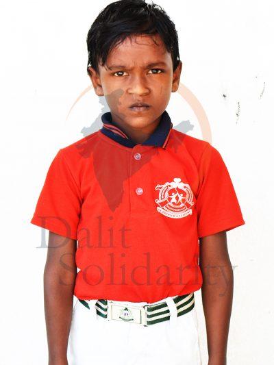 Tharun V K, 2nd Grade