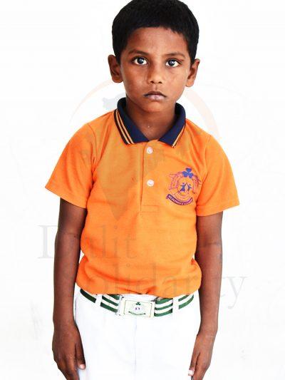 Uthayanithi D K, UKG Student