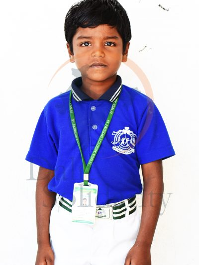 Vignesh K, 2nd Grade