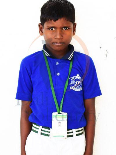 Yogeshwaran R, 2nd Grade